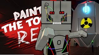 THE ROBOTS HAVE A NUKE? - Best User Made Levels - Paint the Town Red