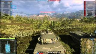 Стрим с ЗБТ Armored Warfare!