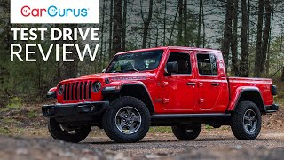 2020 Jeep Gladiator | CarGurus Test Drive Review