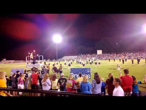 CROSSVILLE HIGH SCHOOL BAND- dream show