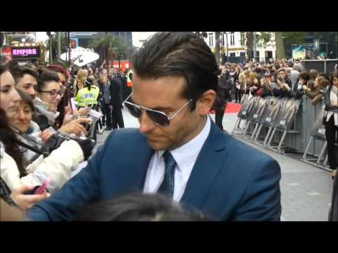 Bradley Cooper-The Hangover Part 3 London Premiere