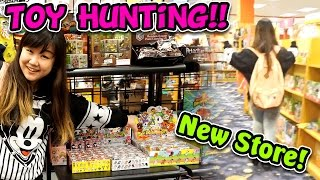 TOY HUNTING with Jenny at a New Store! - Blind Bags Score!!