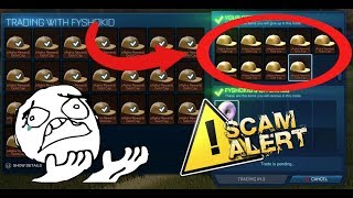 *MUST WATCH* THE NEWEST SCAM ON ROCKET LEAGUE!! DON'T LOSE YOUR KEYS AND ITEMS!!
