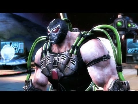 Injustice Gods Among Us : Batman VS Bane !