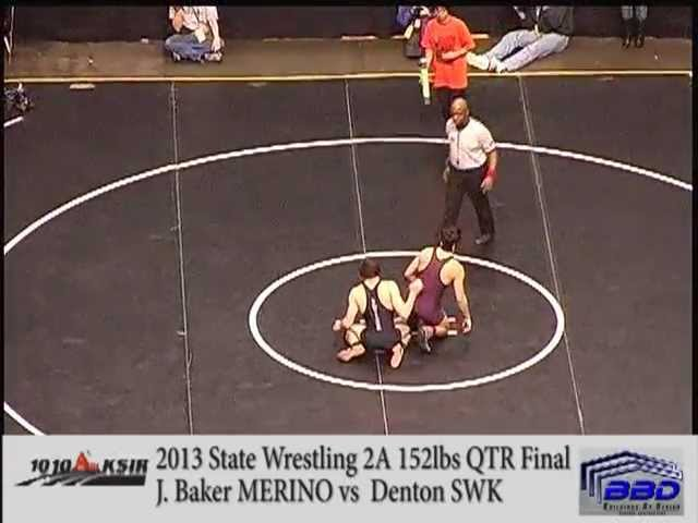 Josh Baker Quarter Final