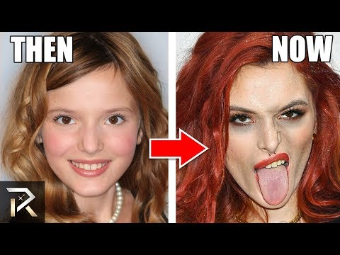 10 Innocent Disney Stars GONE WILD