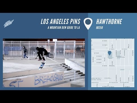 Los Angeles Pins - Hawthorne