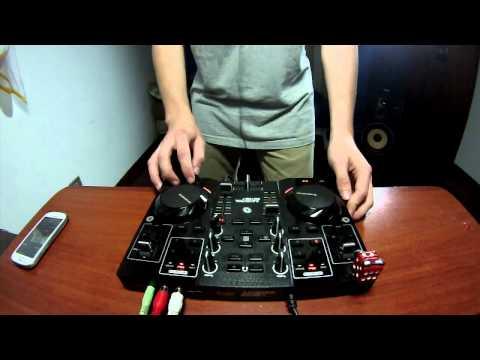 Hercules DJ Control Instinct | ( ELECTRO PROGRESSIVE HOUSE ) Mix 2015 / DJ Aser !