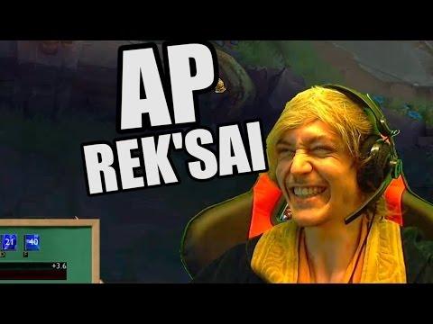 Siv HD - AP Rek'sai