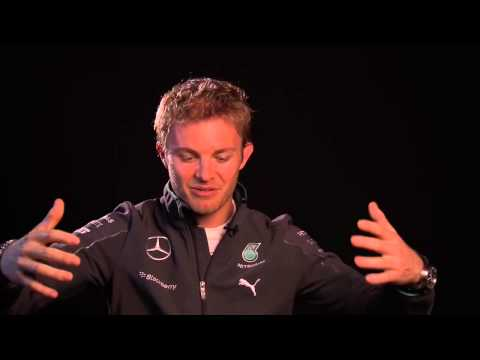 Nico Rosberg Formula 1 2014 German Grand Prix Preview