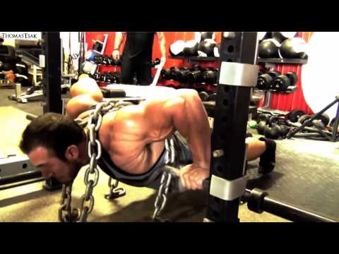 Antoine Vaillant - Brute Strength [hardcore Bodybuilding Motivation] video