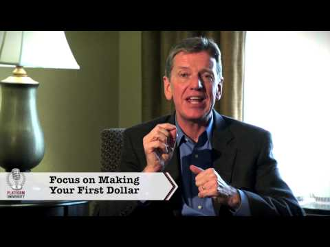 3 Ways to Monetize Your Blog- Platform Tip#7 - Michael Hyatt