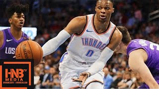 Oklahoma City Thunder vs Phoenix Suns Full Game Highlights / March 8 / 2017-18 NBA Season