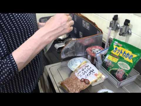 Как приготовить мисо суп (мисосиру) по всем правилам. 味噌汁の作り方