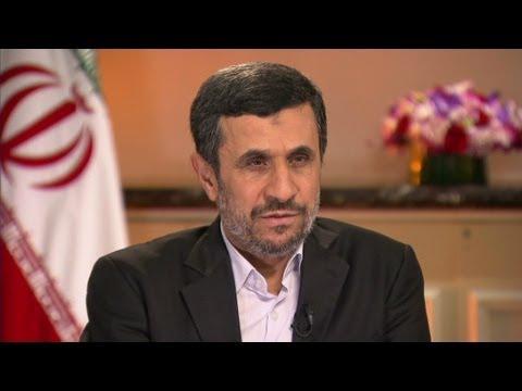 Fareed Zakaria GPS - Ahmadinejad on the West bluffing