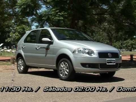 Test Fiat Palio 2010 - Routiere - Parte 1