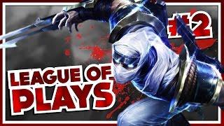 League Of Plays  | League Of Legends Montage #2