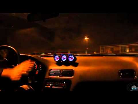 Nissan 200sx S13 SR20DET Night Ride Chill Drift