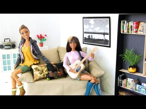 How to Make a Doll Sofa 3