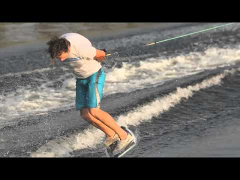 Wakeskating with Andrew Fortenberry