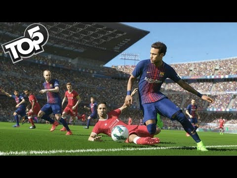 TOP 5 SPORTS GAMES ANDROID, IOS, PS4, PS3, XBOX ONE, XBOX 360, PC 2015 HD