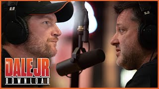 Dale Jr. Download - Restrictor plate rehash with Tony Stewart