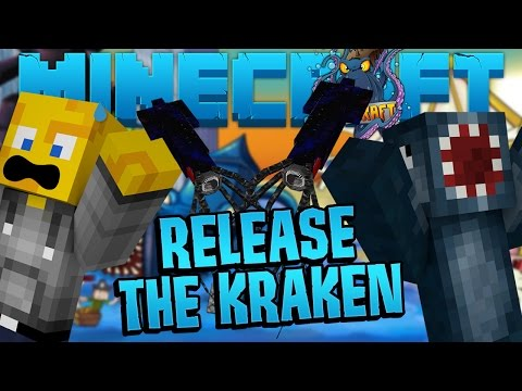 Minecraft - Crazy Craft 2.2 - Release The Kraken! [17]