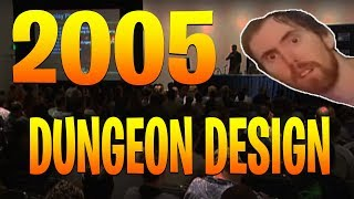 "Asmongold Reacts to ""Blizzcon 2005 World of Warcraft Dungeon Design"""
