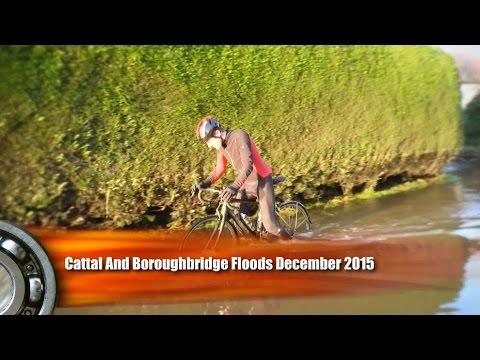 UK Floods Boroughbridge Yorkshire 2015