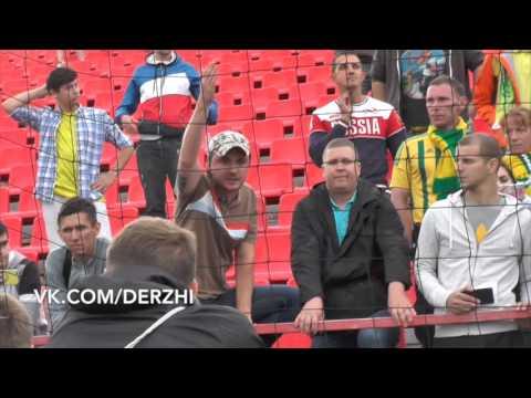 Фанаты выговаривают футболистам Кубани