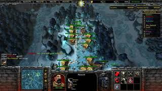 WarCraft 3 Farmer vs Hunter #251 Farmer