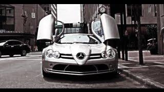 Homeless in Mercedes McLaren Prank