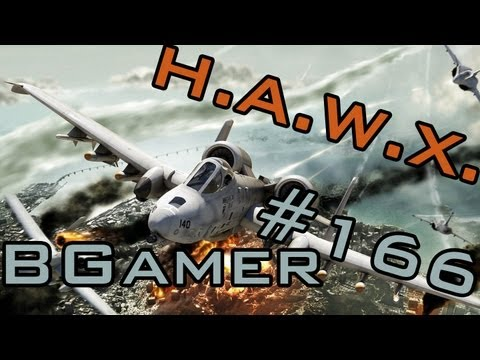 Bgamer 166 - Tom Clancy's H.a.w.x