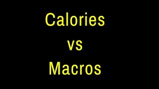 Why I think Tracking all 3 macros is Unnecessary (just track calories + protein)