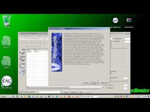 Audio-CD in MP3 konvertieren (EAC + lame)