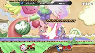 Gin (Jigglypuff) vs Duck Hunt Duo - Online elite