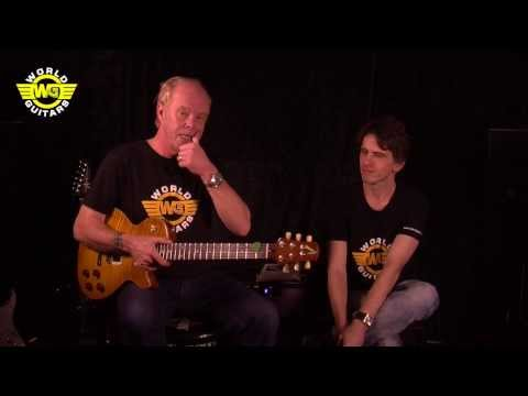 Tom Anderson Guitar Demo with James Roberts