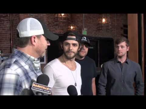 Thomas Rhett's #1 party for