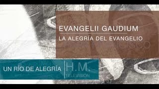 Evangelii Gaudium: Un río de alegría
