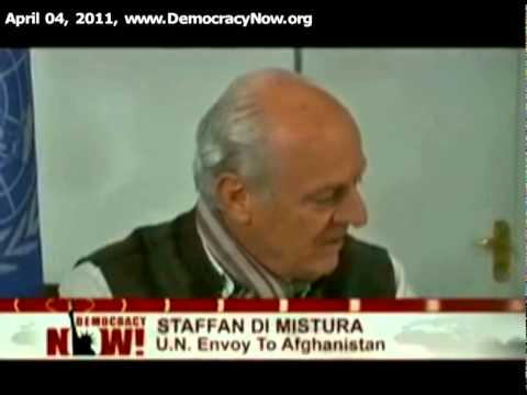 U.N. envoy to Afghanistan: Freedom of speech does not mean freedom of offending culture, religion