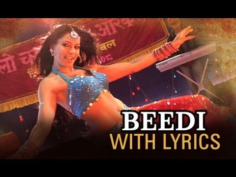 Beedi Song With Lyrics - Omkara video