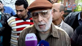أشرف عبد الغفور يُنعى الراحل غسان مطر