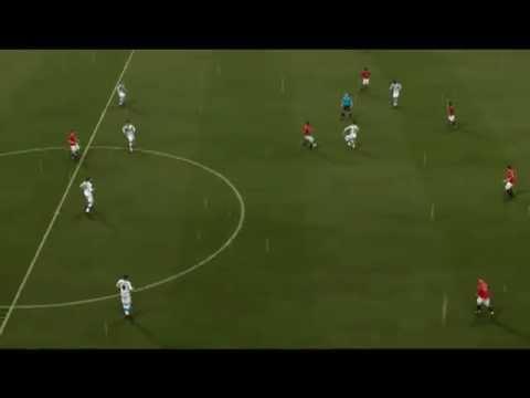 Fifa 12 - Rio Ferdinand long shoot