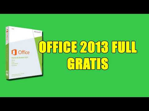 Microsft OFFICE 13 PROFESSIONAL [Español] [Gratis+Full]