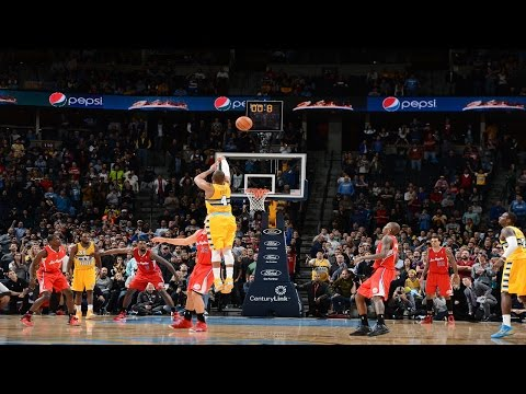 Top 10 Denver Nuggets Plays of the 2013-2014 Season