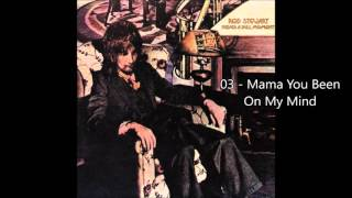 Watch Rod Stewart Mama You Been On My Mind video