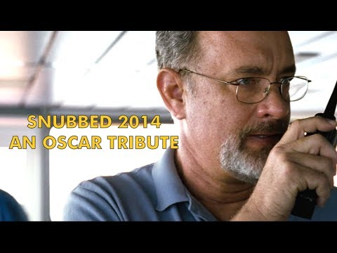 Snubbed 2014 - An Oscar Tribute