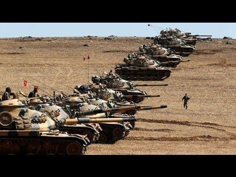 Операция Щит Евфрата. Зачем турецкие танки пересекли границу Сирии