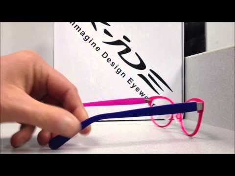 X-Ide Eyewear Model Speed