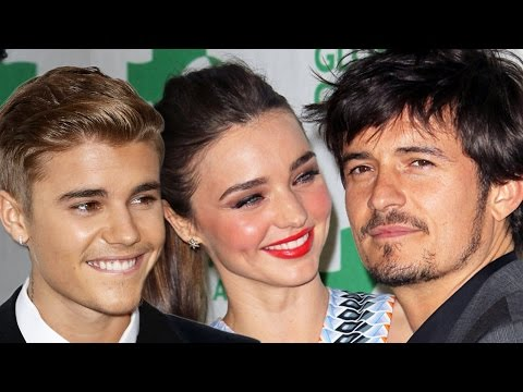 Orlando Bloom Punches Justin Bieber